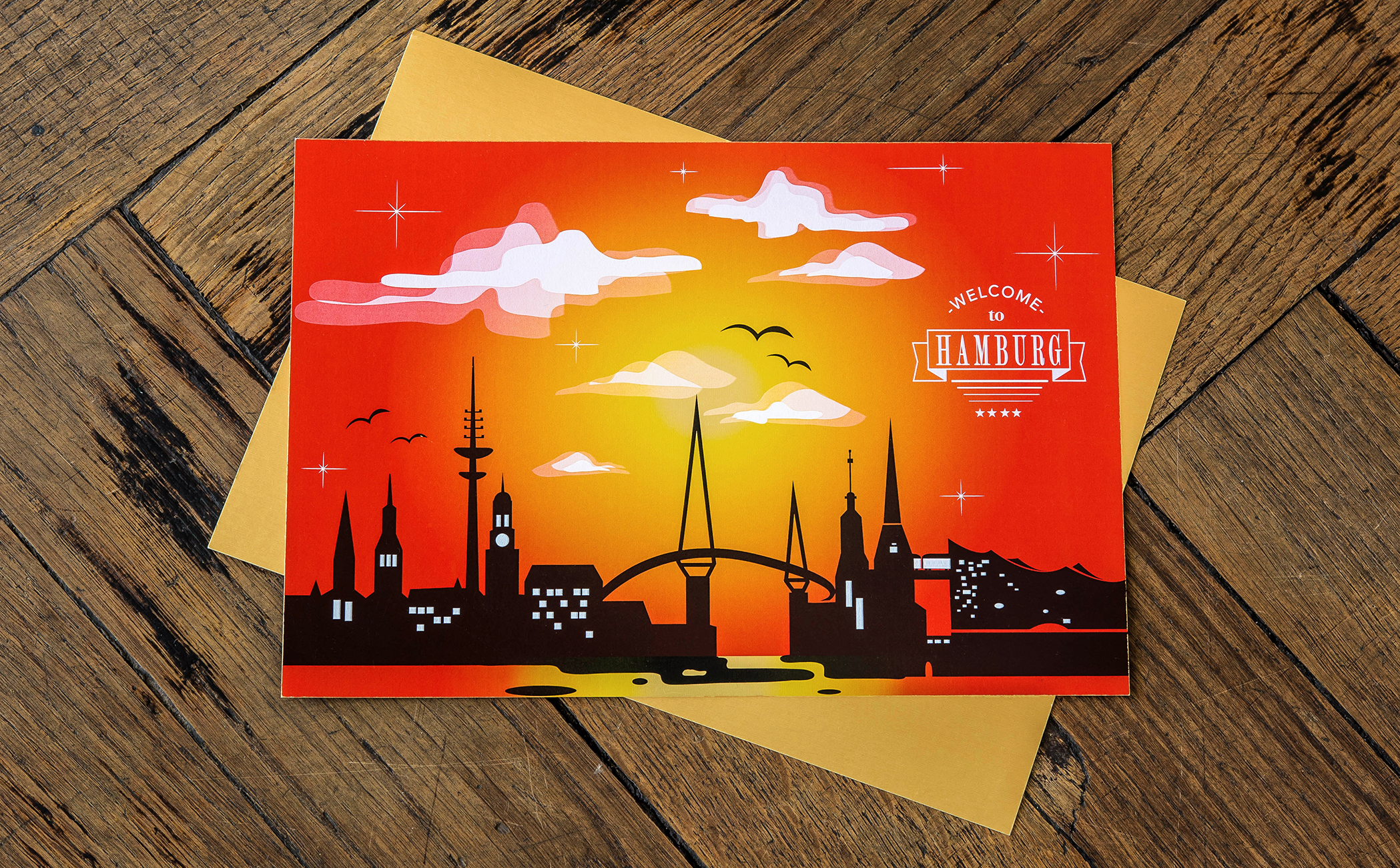 Moin Hamburg - one of the most beautiful cities in the world
